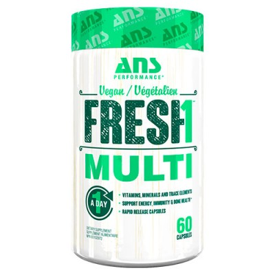 ANS Performance Fresh веганские мультивитамины №60