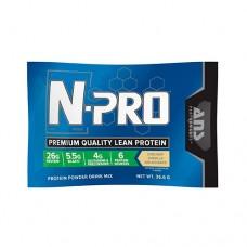 Комплексный протеин ANS Performance N-PRO Premium Protein молочный шейк со сливочной ванилью (семпл) 36,6 г