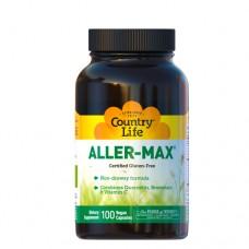 Аллер-макс 100 капсул ТМ Кантри Лайф / Country Life