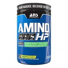ANS Performance аминокислоты Amino-HP BCAA ананасный пунш 360 гр