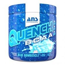 Амінокислоти ANS Performance QUENCH BCAA Блакитний вибуховий фруктовий лід 375 г