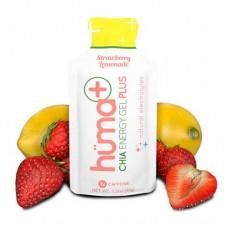Гель энергетический Plus Strawberry & Lemonade с электролитами и кофеином 44 г