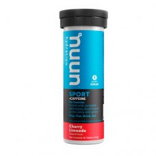 Концентрат электролитов Sport Cherry Limeade с кофеином ТМ Nuun таблетки №10