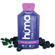 Гель энергетический  Blueberries ТМ Huma 43 г