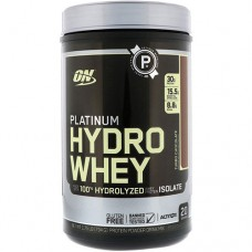 Optimum Nutrition Platinum Hydrowhey шоколад 795 г