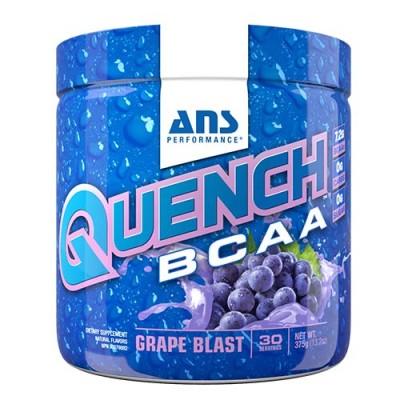 Аминокислоты ANS Performance QUENCH BCAA Виноградный взрыв 375 г