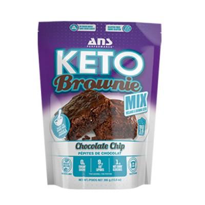 KETO Брауни-шоколад ANS Performance 395г
