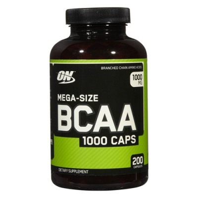 Optimum Nutrition BCAA 1000 Caps 200 капсул