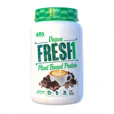 Веганский протеин со вкусом Кофе Мокко ANS Performance Fresh 907г