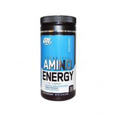 Аминокислота для спорта Optimum Nutrition Essential Amino Energy 270 г Blue Raspberry