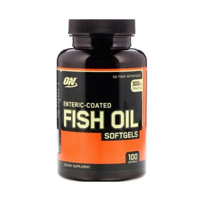Рыбий жир ON Fish oil 100 капсул