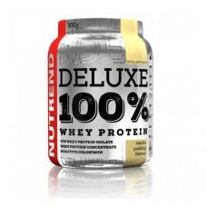 Deluxe 100% Whey ванільний пудинг ТМ Нутренд / Nutrend 900 г