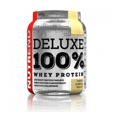 Deluxe 100% Whey ванильный пудинг ТМ Нутренд / Nutrend 900г