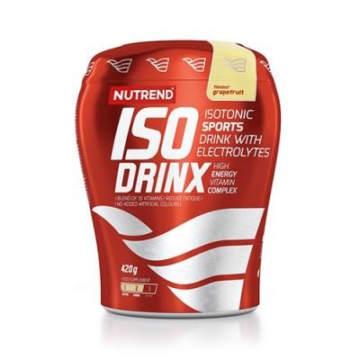 Isodrinx изотонический напиток лимон ТМ Нутренд / Nutrend 420 г