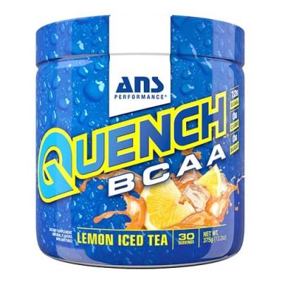 Аминокислоты ANS Performance QUENCH BCAA Лимонный чай со льдом 375 г