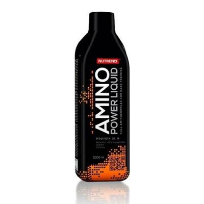 Аминокислоты жидкие Amino Power Liquid тропик ТМ Нутренд / Nutrend 500мл