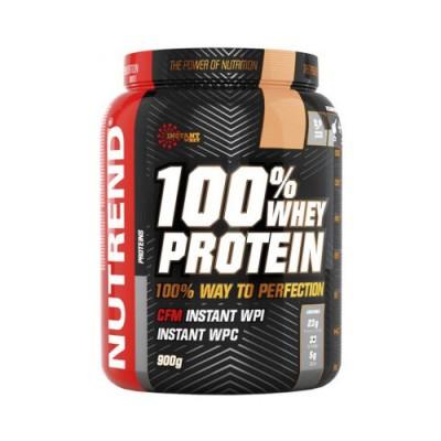 100% Whey Protein холодный кофе ТМ Нутренд / Nutrend 900г