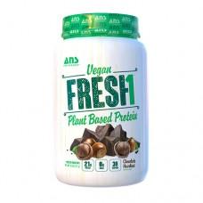 Веганский протеин со вкусом Шоколад-Фундук ANS Performance Fresh 907г