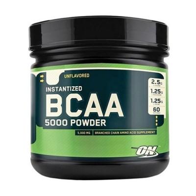 Аминокислота Optimum Nutrition BCAA 5000 Powder 345 g Unflavored