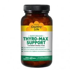 Тиро-макс Саппорт 60 таблеток ТМ Кантри Лайф / Country Life