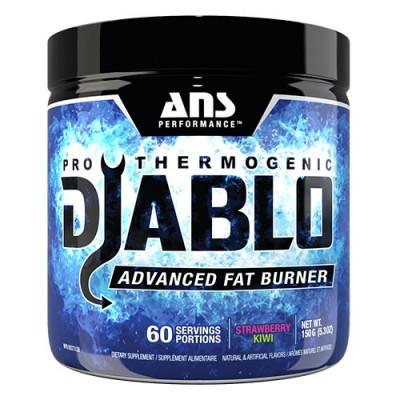 Жироспалювальний комплекс ANS Performance Diablo Thermogenic полуниця-ківі 150 г