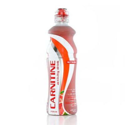 CARNITIN ACTIVITY DRINK червоний апельсин ТМ Нутренд / Nutrend 750 ml