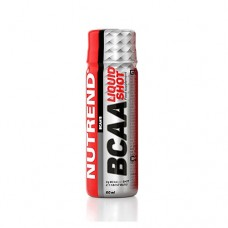 BCAA Liquid Shot ТМ Нутренд / Nutrend 60 ml