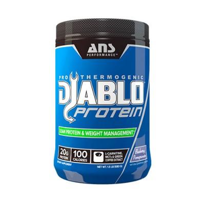ANS протеин Diablo Protein US черника-гранат 0,68 кг