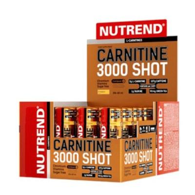 Carnitine 3000 Shot ананас ТМ Нутренд / Nutrend 60 ml