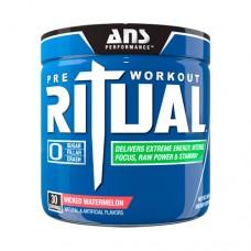 Передтренувальний комплекс ANS Performance Ritual Pre-Workout злий кавун 270 г