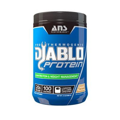ANS протеин Diablo Protein US карамель-маккиато 0,68 кг