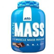 Мультифазовый Белково-углеводный комплекс ANS Performance LEAN MASS Молочный шоколад 2,27 кг