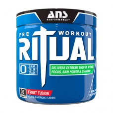 Передтренувальний комплекс ANS Performance Ritual Pre-Workout фруктова суміш 270 г