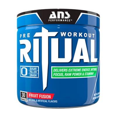 ANS предтренировочный комплекс Ritual Pre-Workout фруктовая смесь 270 г