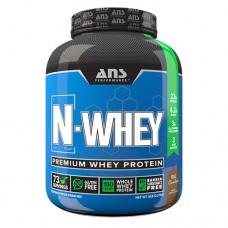 ANS Performance сывороточный протеин N-WHEY молочный шоколад 2,27 кг