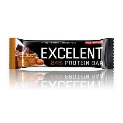 Батончик Excelent Protein Bar шоколад+кокос ТМ Нутренд / Nutrend 85г