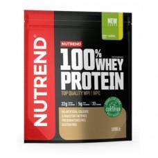 100% Whey Protein Ледяной кофе ТМ Нутренд / Nutrend 1000 г