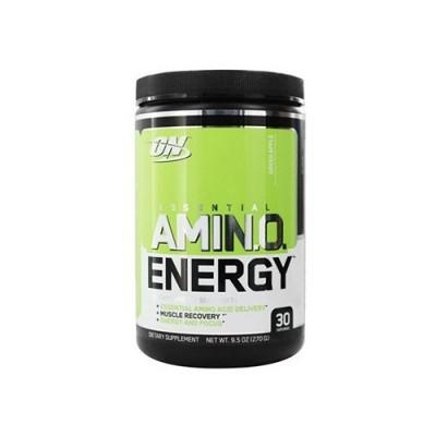 Аминокислота для спорта Optimum Nutrition Essential Amino Energy 270 г Green Apple