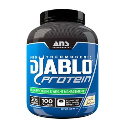 ANS протеин Diablo Diet Protein US ванильное мороженное 1,81 кг