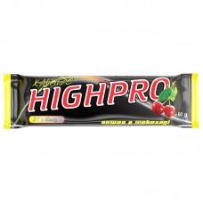 Белковый батончик «ХайПро» вишня в шоколаде 60 г