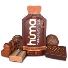 Гель энергетический Chocolate с кофеином ТМ Huma 36 г