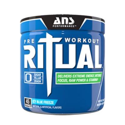 ANS предтренировочный комплекс Ritual Pre-Workout ледяной холод 270 г