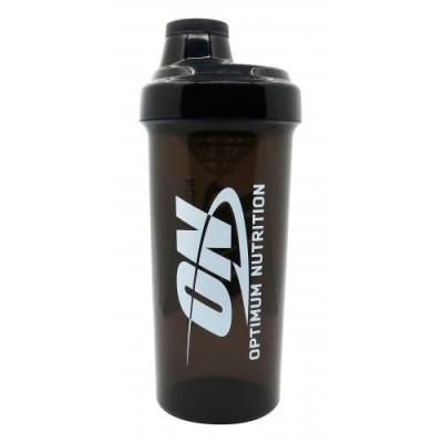 Шейкер Optimum Nutrition черный 750 мл