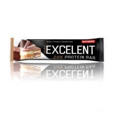 Батончик Excelent Bar Double с шоколад+нуга+клюква ТМ Нутренд / Nutrend 85г