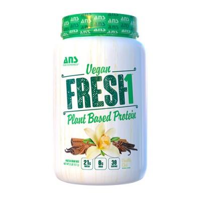 Веганский протеин Ванильный чай ANS Performance Fresh 907г