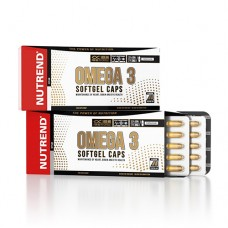Omega 3 Softgel ТМ Нутренд / Nutrend капсулы №120