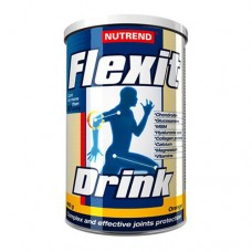 Flexit Drink апельсин захист суглобів ТМ Нутренд / Nutrend 400г