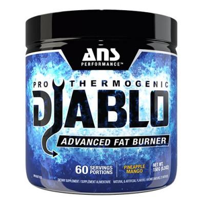 Жироспалювальний комплекс ANS Performance Diablo Thermogenic ананас-манго 150 г