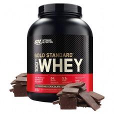 Сывороточный протеин Optimum Nutrition 100% Whey Gold Standard 2.27 кг Extreme Milk Chocolate