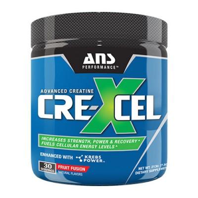 ANS креатин Crexcel фруктовая смесь 213 гр